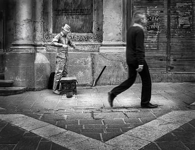 "City Life "" Pantomime"""