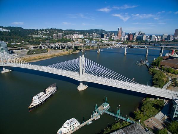 Tilikum Bridge