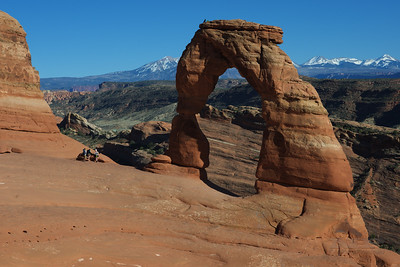Arches National Park-Delicate Arch-