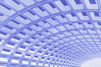 Washington D.C. Metro Tunnel