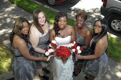Lalu & Sharisha's Wedding Day-061612