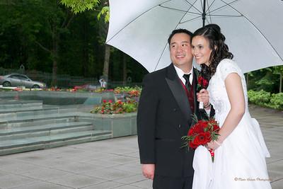Krystyna & Michael's Wedding 052314-