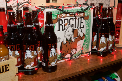 TP at Rogue Distillery-