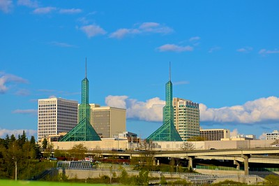 Oregon Convention Center Towers