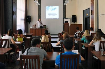 Семинар в Новороссийске 29.08.2015