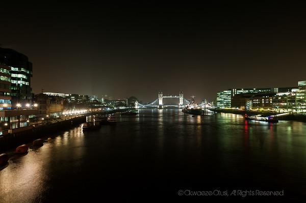 Tower Bridge - View From London Bridge