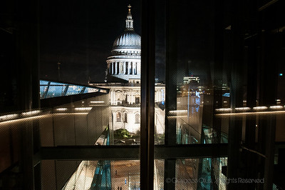 St Paul's Cathedral - View From One New Change