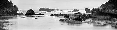 Rocks at Seal Beach