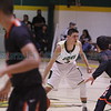 The first quarter of the West Las Vegas vs Taos High School at West Las Vegas on Saturday, February 11, 2017. Luis Sánchez Saturno/The New Mexican