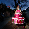 Halloween in Santa Fe on Monday, October 31, 2016. Luis Sanchez Saturno/The New Mexican