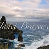 Volcanic rock at Ribeira da Janela on the island of Madeira - a color image