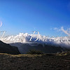 bove the clouds at Pico do Arieiro on the island of Madeira - a color image