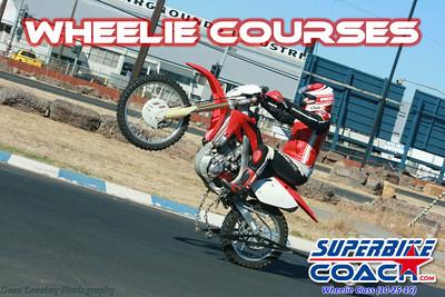 Wheelie Courses