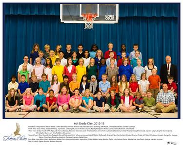 6th grade 8x10