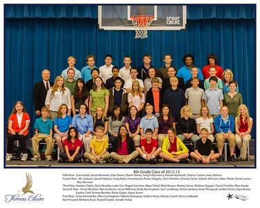 8th grade 8x10