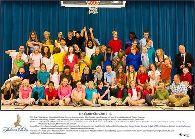 6th grade 5x7