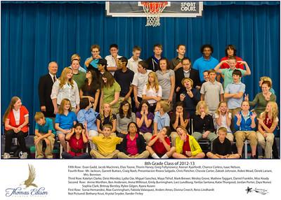 8th grade 5x7