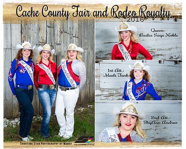 Cache County 2016 Autograph Sheets2