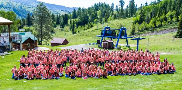 Girls Camp Group-1