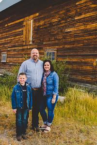 Brett & Brooke Family-1