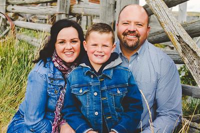 Brett & Brooke Family-7