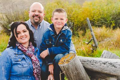 Brett & Brooke Family-3