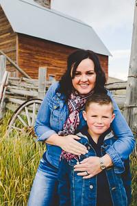 Brett & Brooke Family-5