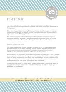 Digital print release