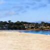 Morning in Carmel Panorama