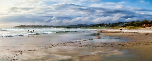 Carmel-by-the-Sea Panorama