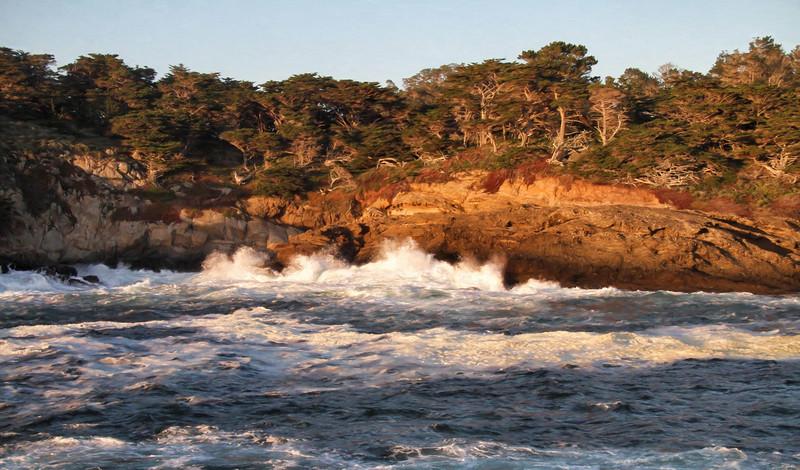 Point Lobos Sunset