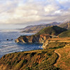 Bixby Bridge from Hurricane Point.