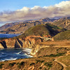 Bixby Bridge Fall Day