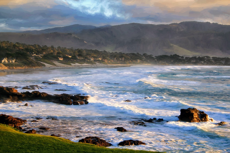 View of Carmel