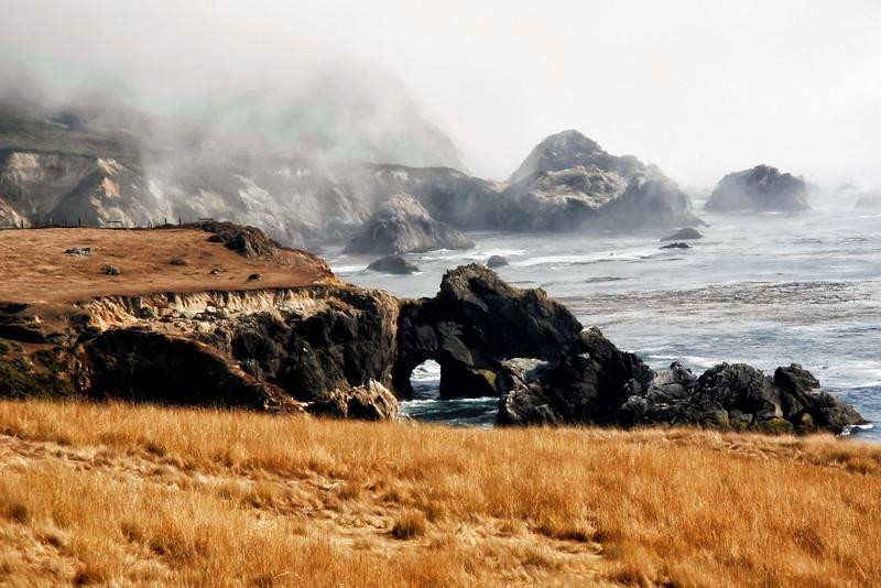 Rocky Point Meadow Impression