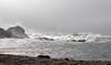 Carmel Highlands Waves and Fog
