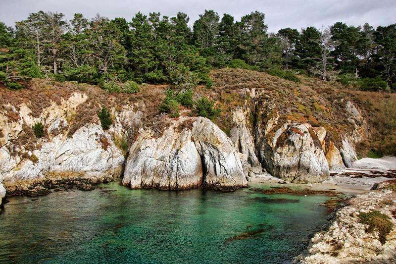 Point Lobos China Cove