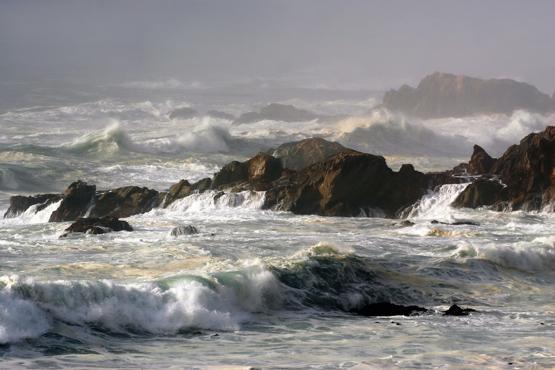 Rugged Coast