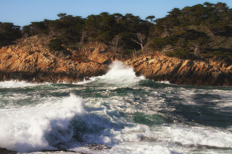 Point Lobos Breakers