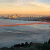 Golden Gate from Marin Headlands