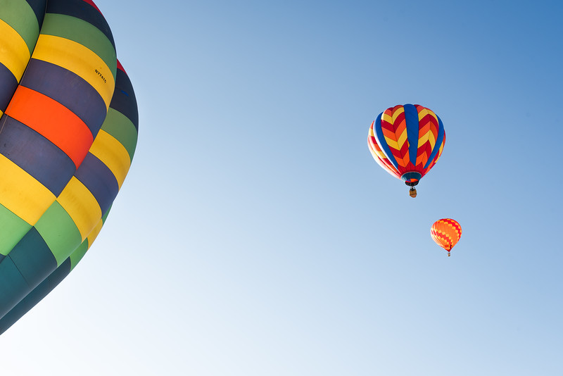 White Sands Balloon Invitational, Alamogordo, New Mexico