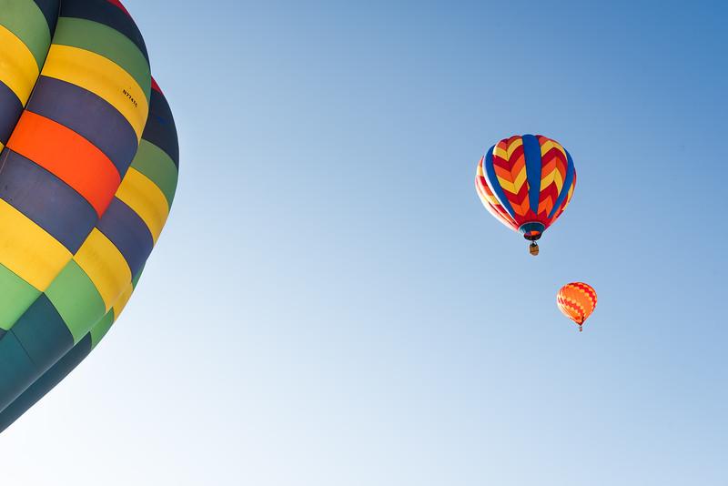 White Sands Balloon Invitational, Alamogordo, New Mexico