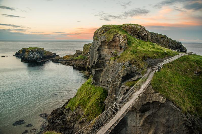 Carrik-A-Rede, Northern Ireland