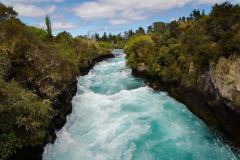 Huka Falls, New Zealand