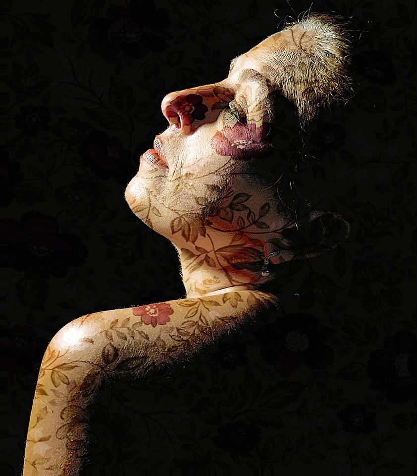 Diana-body painting 6