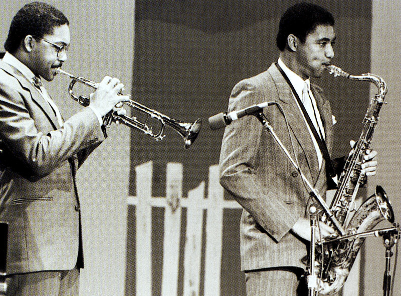 """from the book """"Jazz Seen by William Claxton"""""""