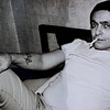 Art Pepper, 1979<br /> from the book The Jazz Pictures; Photography by Carol Friedman