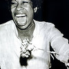 Betty Carter, 1976<br /> from the book The Jazz Pictures; Photography by Carol Friedman
