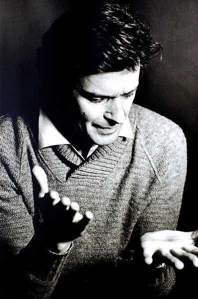 John McLaughlin, 1980<br /> from the book The Jazz Pictures; Photography by Carol Friedman