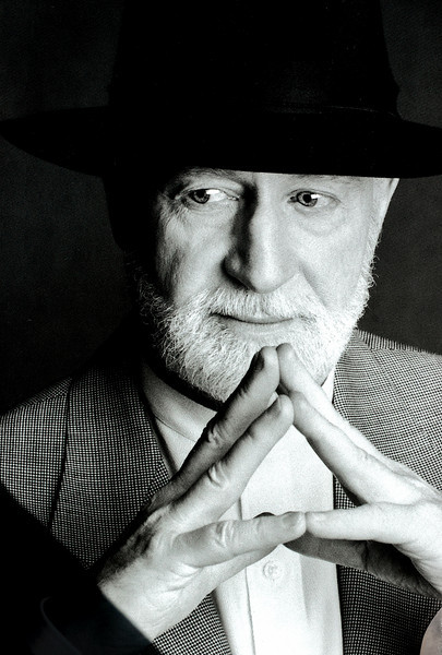 Mose Allison, 1994<br /> from the book The Jazz Pictures; Photography by Carol Friedman